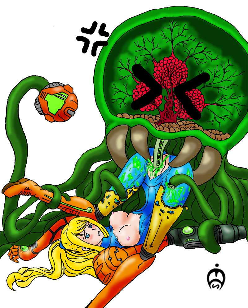 expansion samus zero breast suit Here there be dragons hentai