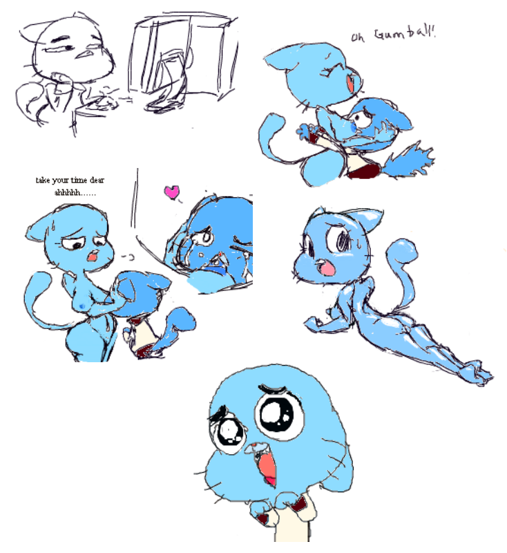 gumball world amazing jamie of Alex the smartest feminist in the patriarcal world