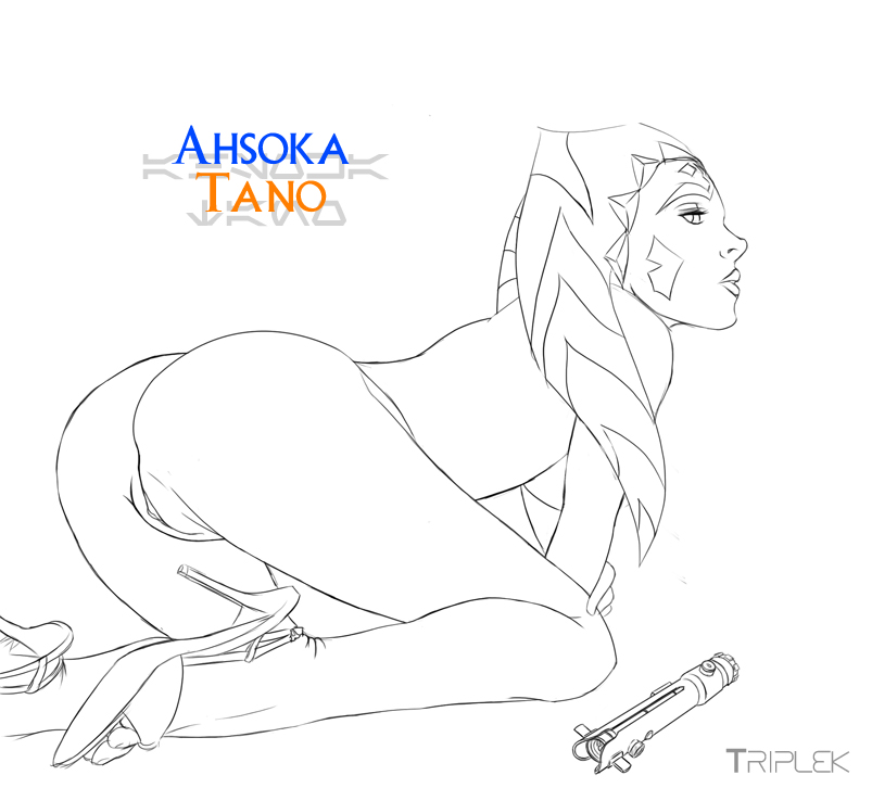 tano kiss and barriss offee ahsoka He's finally here performing for you