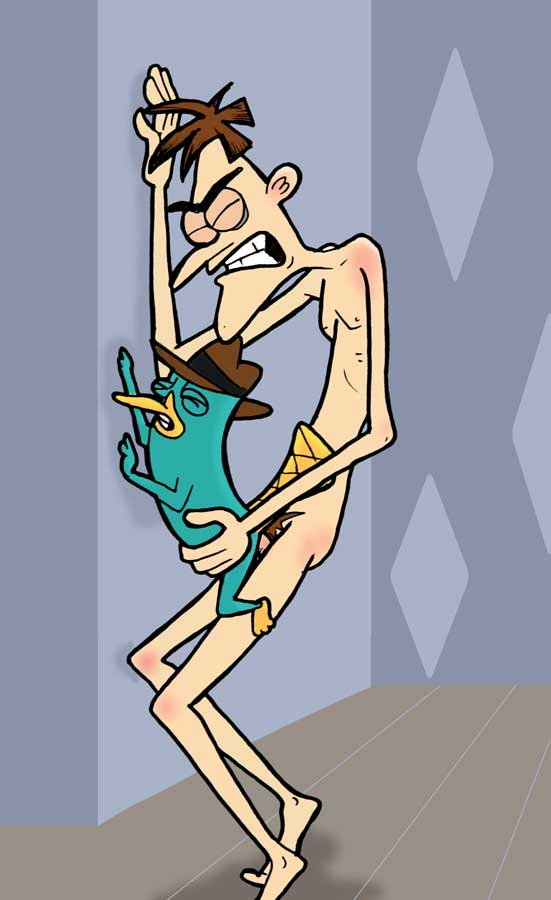 sex ferb phineas nude and Ibuki classroom of the elite