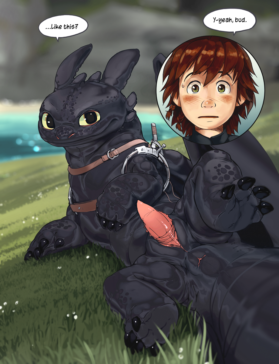 fury fanfiction hiccup becomes night a Oh!! micro-man