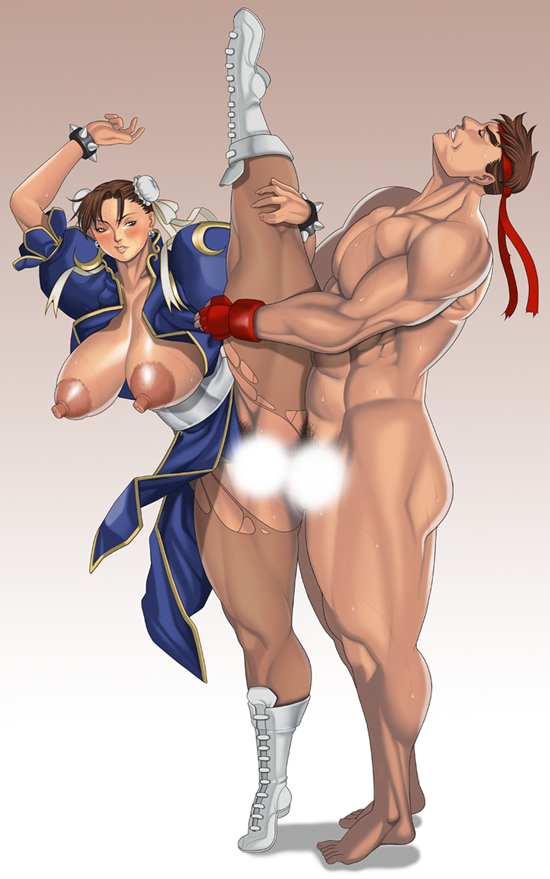 mods 4 ultra fighter street nude Legend of queen opala characters