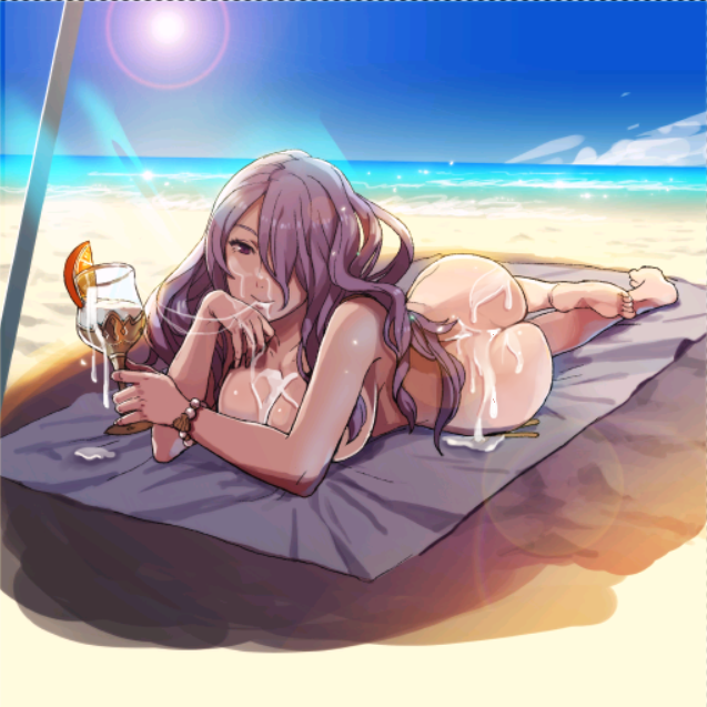 fire emblem camilla fates from One piece robin and luffy