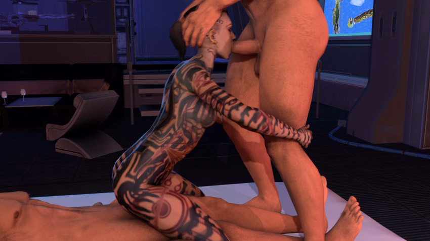 fanfiction tali mass effect and shepard Interview with monster girl