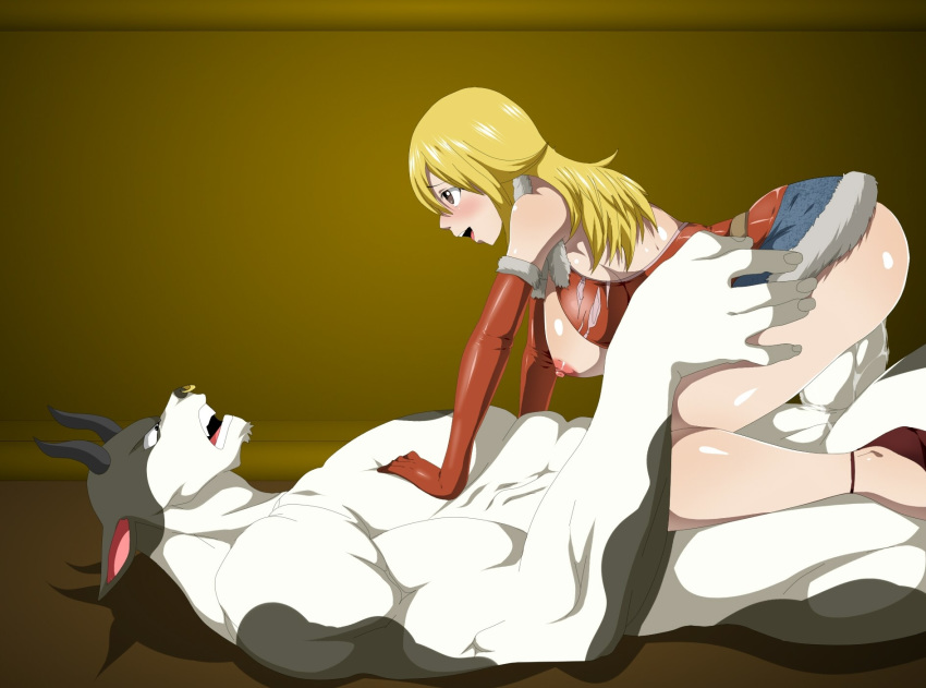 expansion fairy lucy tail breast Gay yaoi xxx