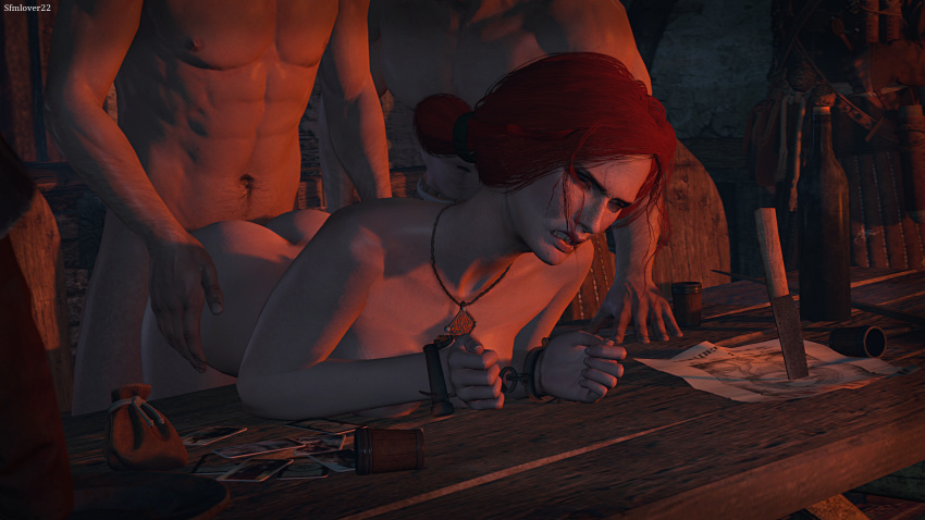 maria the virgin witch Resident evil 5 nude mod